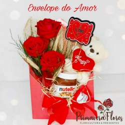 Envelope Amor