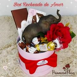 BOX RECHEADO DE AMOR