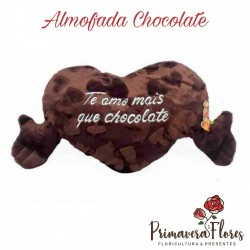 Almofada Chocolate G