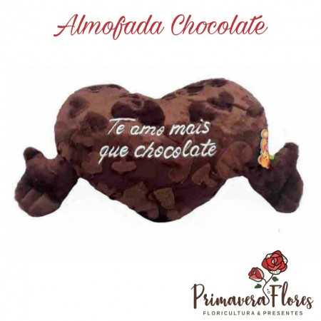 Almofada Chocolate M