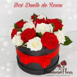 Box Dueto de Rosas