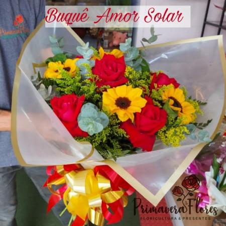 Buquê Amor Solar