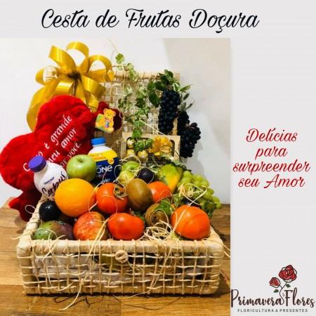 CESTA DE FRUTAS DOÇURA