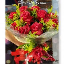 Valsa de rosas
