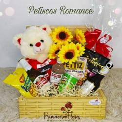 PETISCOS ROMANCE