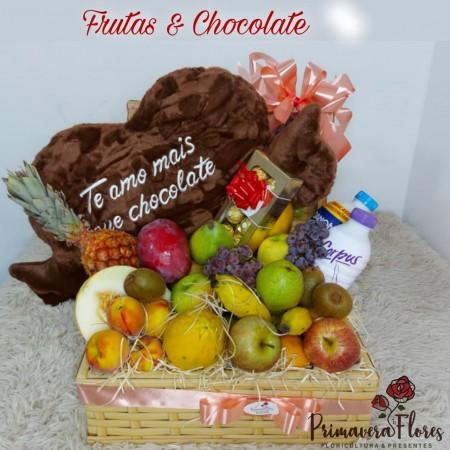 FRUTAS & CHOCOLATE