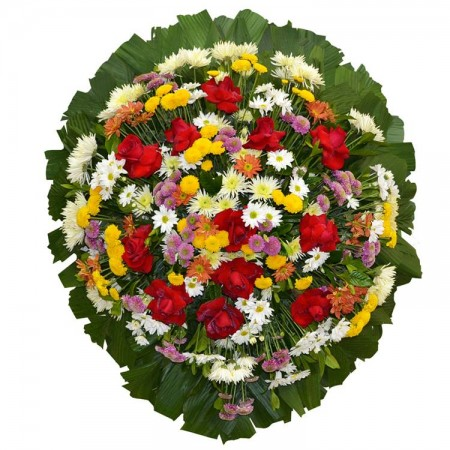 Coroa Esmeralda Luxo