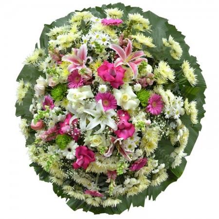 Coroa de Flores do Campo Premium