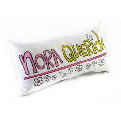 Almofada Nora Querida